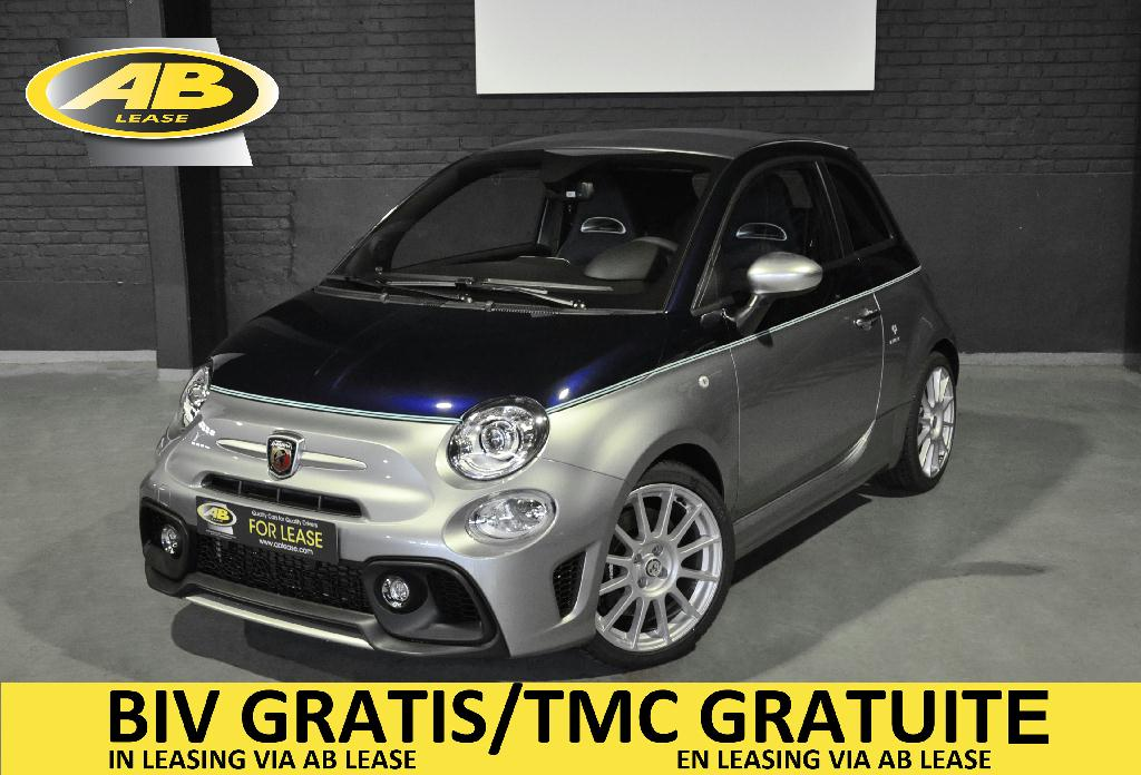 AB Lease - ABARTH 595 Cabriolet 695 Rivale